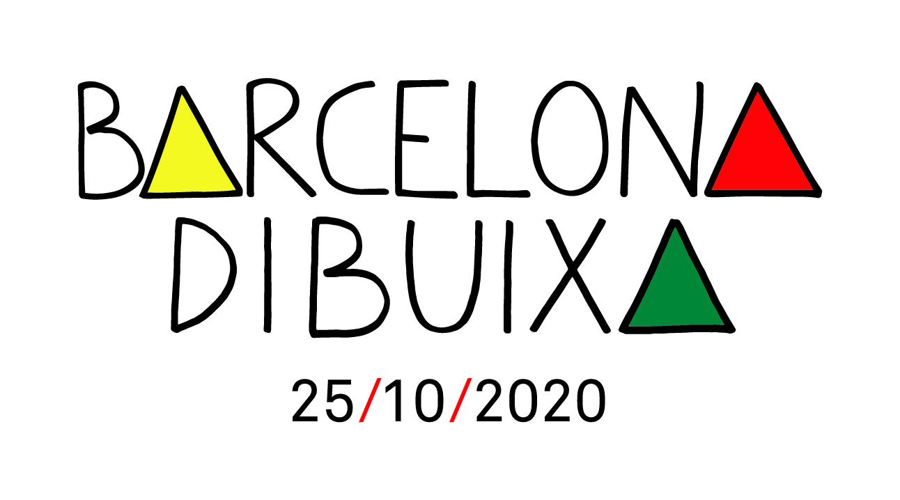 Barcelona Dibuixa - Logo (color)