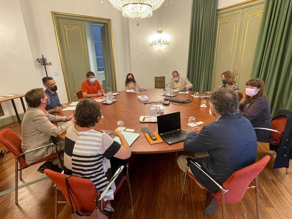 10_09_21_Reunió interadministrativa Biblioteca Provincial